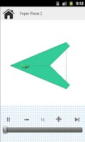 Screenshot of Big Animated Origami Tutorial