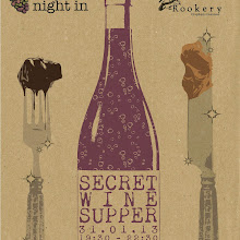 SOLD OUT! January Secret Wine Supper