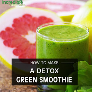 The Ultimate Green Smoothie Detox