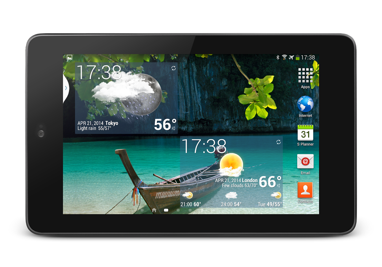 Weather Animated Widgets Screenshot 15