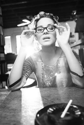 marion cotillard wearing eyeglasses