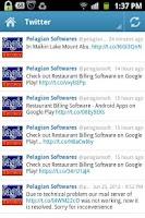 Screenshot of Restaurant Billing Software