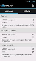Screenshot of CSN jautājumi