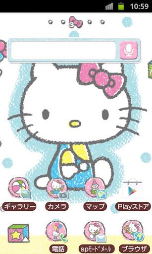 HELLO KITTY Theme52