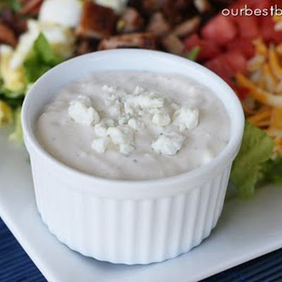World's Best Zesty Blue Cheese Dressing