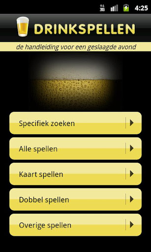 Drink Spellen App
