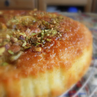 Lemon Pistachio Cake Recipes