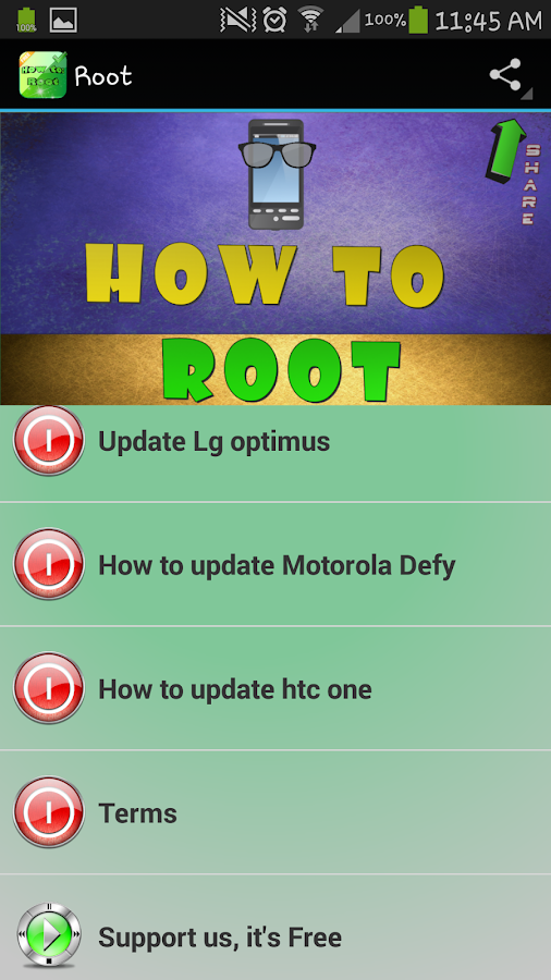 How to Root - XDA Android Forums - xda-developers
