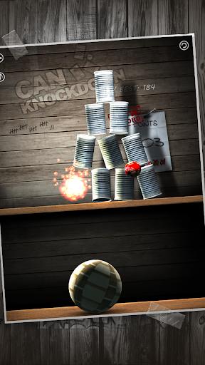 Can Knockdown - screenshot