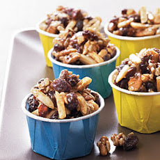 Honey-Roasted Nuts and Fruit