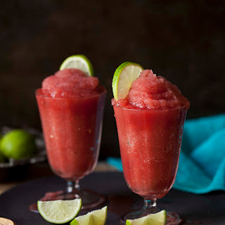 Frozen Watermelon Daiquiri