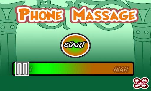 Phone Massage PRO
