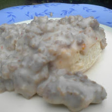 Biscuits and Sausage Gravy II