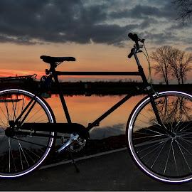 Bike my day.. by Željko Salai - Transportation Bicycles
