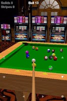 Screenshot of Vegas Pool Sharks Lite
