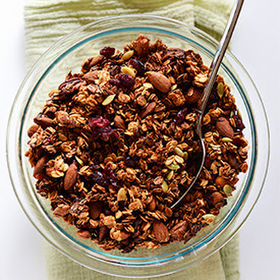 Sweet Potato Granola