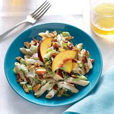 Waldorf-Salad-Style Penne