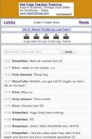 Screenshot of Chat World