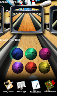 3D Bowling APK for Bluestacks