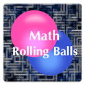 Math Rolling Balls icon