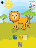 Screenshot of Leo Spanish Spelling Lite