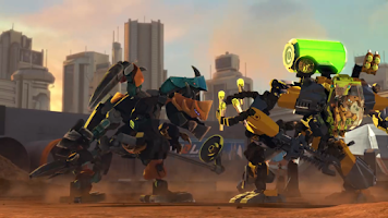 Screenshot of LEGO® Hero Factory Invasion
