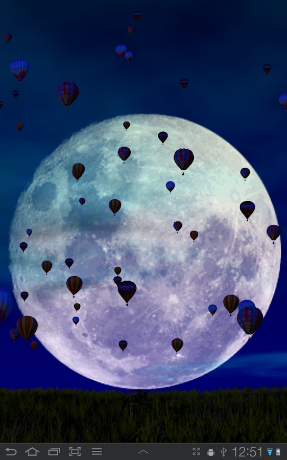 Hot Air Balloons Wallpaper Screenshot 14