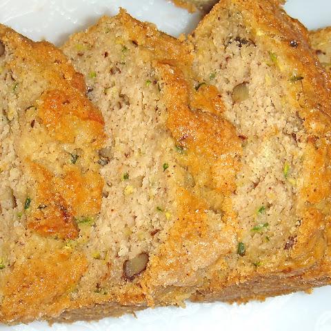 Gluten Free Zucchini Nut Bread Recipes | Yummly