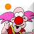 Clown Ball 3D icon