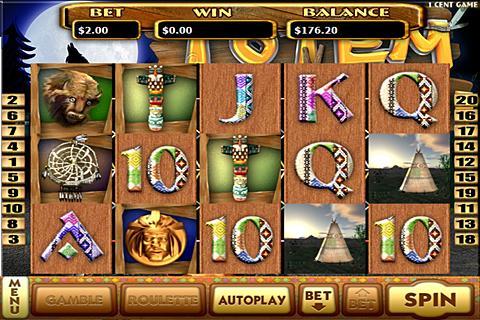 Totem Treasure Slots