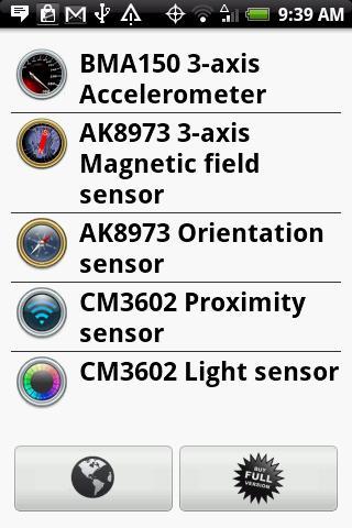 Knowing Sensors Lite