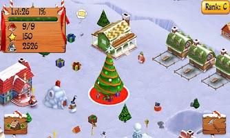 Screenshot of Santa's Village