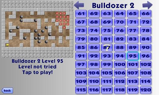 Bulldozer - screenshot