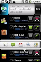 Screenshot of SmartClub: Contacts & Dialer