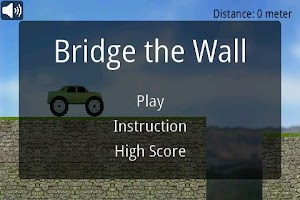 Screenshot of Bridge the Wall