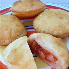 Hot Pocket and Fried Pie Dough