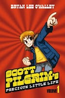 Screenshot of Scott Pilgrim lite