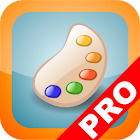 Toddler Coloring Book Pro icon