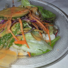 Ginger Salad Dressing