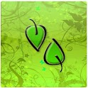Vegetarian and vegan quotes icon