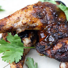 The Secret Ingredient (Mango Chutney): Sweet-Hot Chutney-Grilled Chicken
