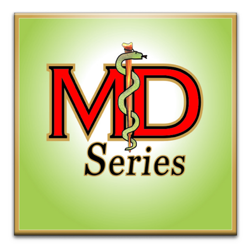 MD Series: Anemia LOGO-APP點子