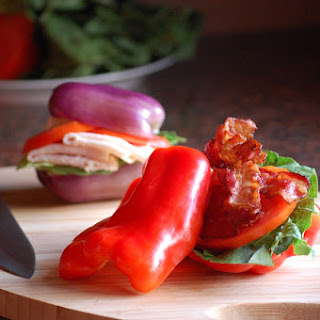 Bell Pepper Sandwich