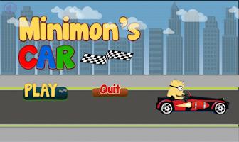 Screenshot of Minimon Car