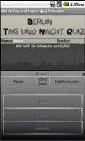 Screenshot of Berlin Day & Night Quiz HD +