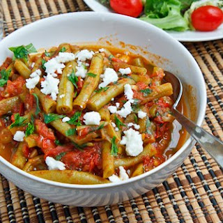 Greek Green Beans With Tomato Recipes