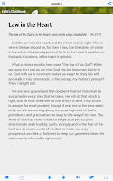 Screenshot of Daily Devotional Coll. (Lite)
