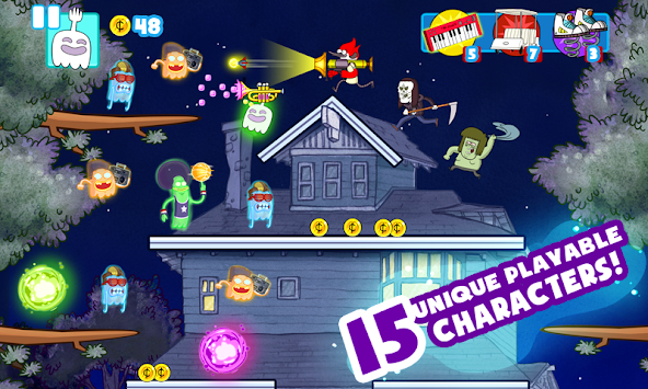 Ghost Toasters apk screenshot