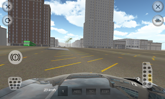 Screenshot of Extreme Street Car Simulator