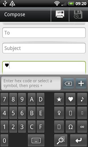 Unicode Keyboard
